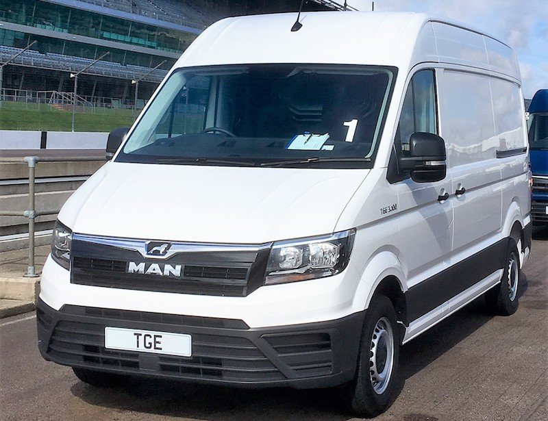 Man With A Van >> Man Tge Vans For Sale A N Richards Man Truck Specialists North Wales