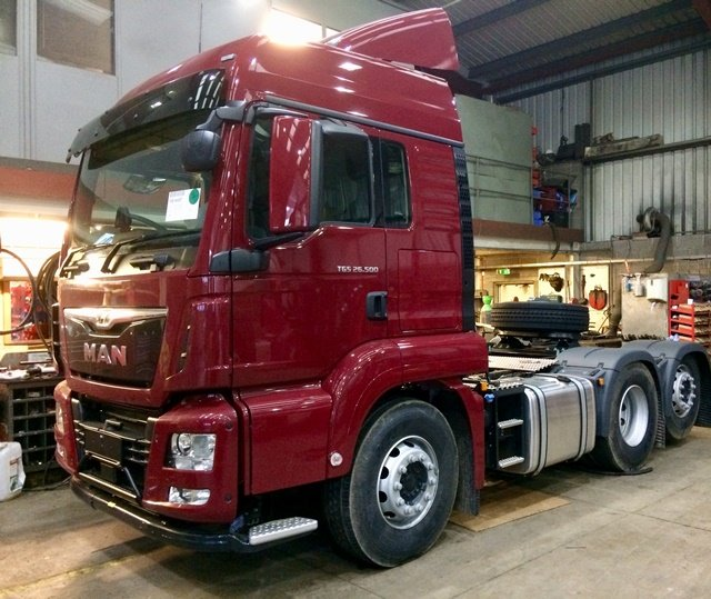 Trucks For Sale A N Richards Man Truck Specialists